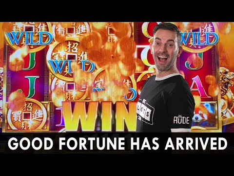 💰 GOOD FORTUNE HAS ARRIVED! 🥠 Backup Spin BONUS BIG WIN 🐯 Double Up On Yun Dao