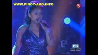 Ayegee Paredes - What kind of fool am i (Talentadong Pinoy Pre-finals)