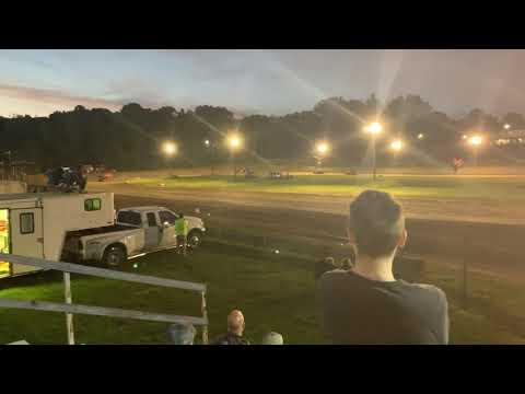 Paragon Speedway Heat Race 06/07/19