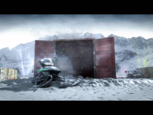 Motorstorm Arctic Edge Intro Movie