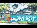 Painting the Mampei Hotel