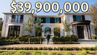 Download What $39,900,000 Gets You in Beverly Hills   MANSION TOUR Mp3 and Videos