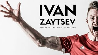 TOP 10 Crazy Actions By Ivan Zaytsev | VNL 2018