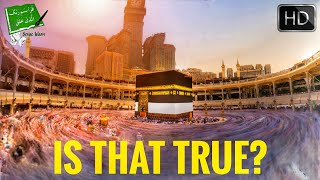Airplanes Can't Fly Over Kaaba - Truth Has Been Finally Revealed