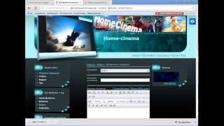 Как создать видео плеер для ucoz(В этом видео уроке я вам расскажу о том как создать свой видео плеер для сайта юкоз не копируя ни скаких..., 2013-08-23T09:17:19.000Z)