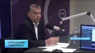 Hungarians Turn Right: Orban reaps rewards of