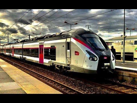 Gare de Noisy-le-Sec (TGV, Intercités, TER, Transilien P, RER E & FRET)