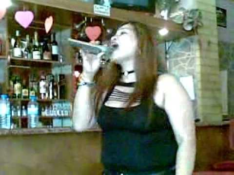 Stella Live @ Amigos Karaoke Nicosia,Cyprus