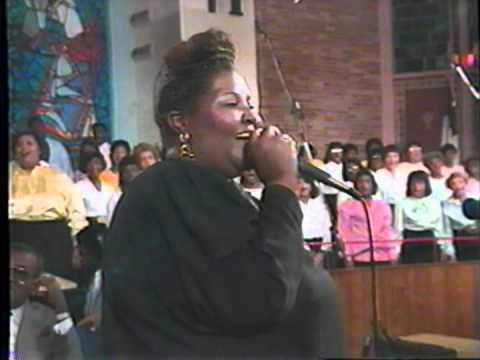 Lord, Make Me Right  Rev Clay Evans & the AARC Mass Choir