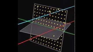 Две параллельные прямые и две плоскости