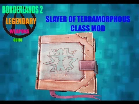Terramorphous Class Mod