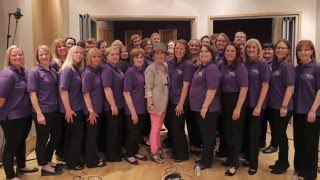 Lulu - Cry (ft. The Military Wives Choirs)