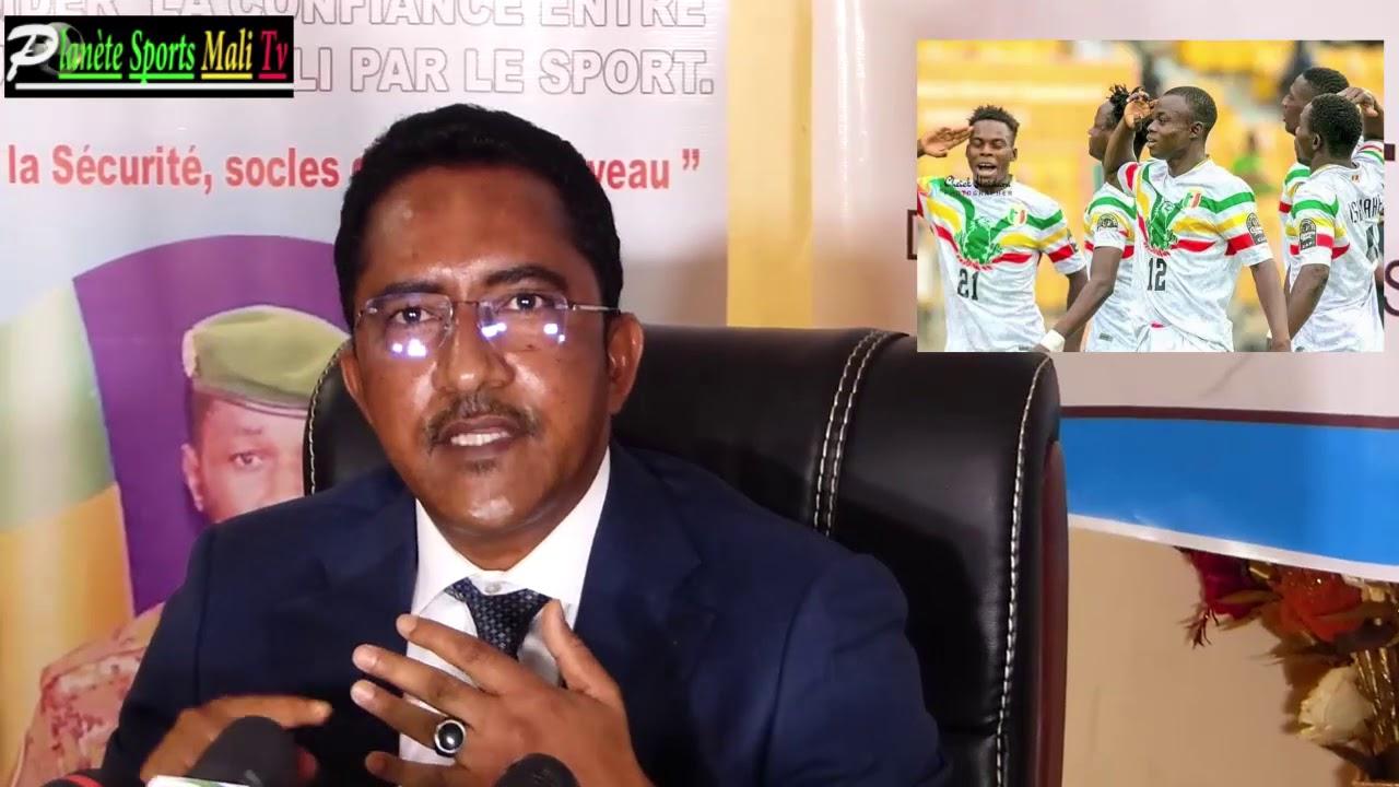 Primes des Aigles locaux  en Chan 2021 : le Ministre des Sports explique