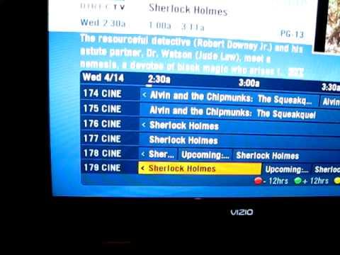 DirecTV DVR Will Delete Pay-Per-View Shows | Techdirt