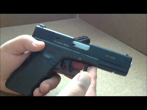 Advantage Arms Glock .22 Caliber Conversion Kit