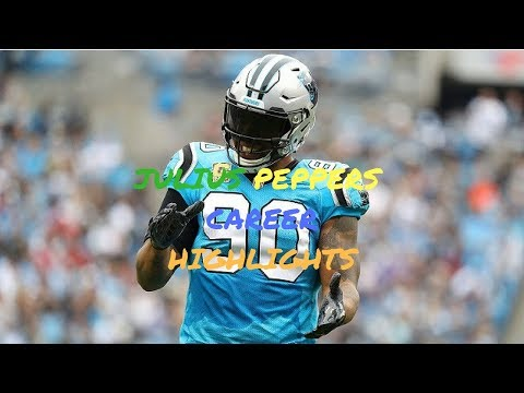 Julius Peppers - Destruction - A Career Highlights Montage