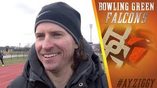 BG Track and Field : Coach Snelling Post Meet 4.5