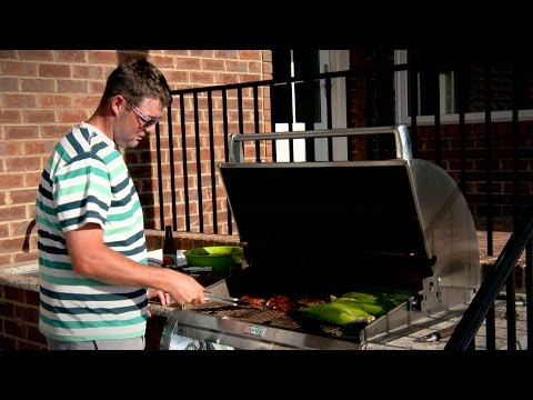Marc Leishman: Family and steak on the barbie