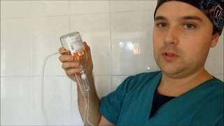 Як зробити крапельницю, поставити крапельницю в домашніх умовах самостійно відео