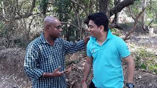 John Dsilva of Goa and Deepak Dsilva Paladka small comic clip