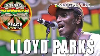 Lloyd Parks @ Rototom Sunsplash 2015