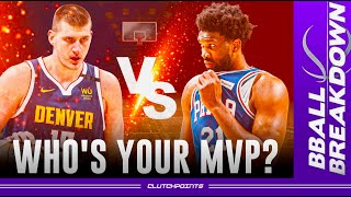 Jokic Vs Embiid: Who's The REAL MVP?