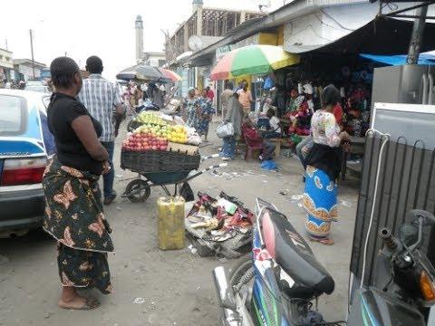 CONGO - BRAZZAVILLE: UN PAYS AU BORD DU GOUFFRE, LA POPULATION TÉMOIGNE DU SPRINT DE LA PAUVRETÉ
