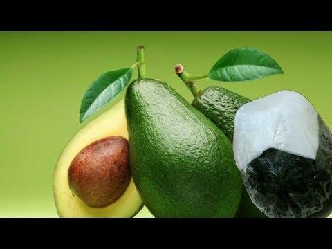Cara memeram buah alpukat - YouTube