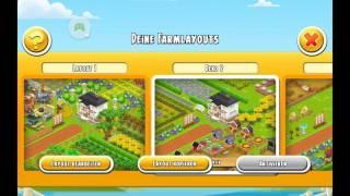 Let´s play Hay Day Farmlayout Design :) Farm umstellen Change Layout Farm