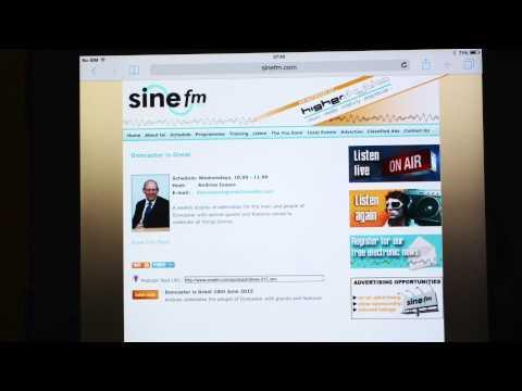 Andrew Isaacs Doncaster Divorce Lawyer Radio Show - Sine FM