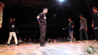THE RUGGEDS vs PREDATORZ (ROOTS BATTLE CIRCLE 2013)