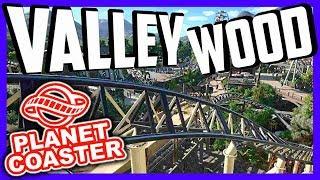 Valley Wood - Perfekt bis auf ein Detail!?   PARKTOUR - Planet Coaster