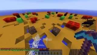 Lobo Solitario #1 - ¡¡APRENDIENDO A BASE DE GOLPES!! - Minecraft Minijuegos