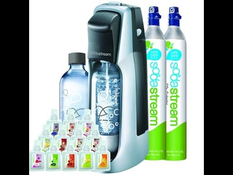 Sodastream fountain jet review