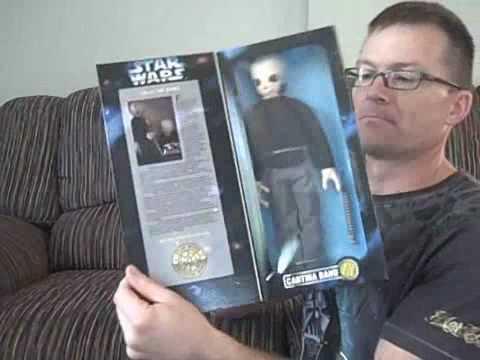 1997 Star Wars ICKABEL Cantina Band Action Figure Kenner