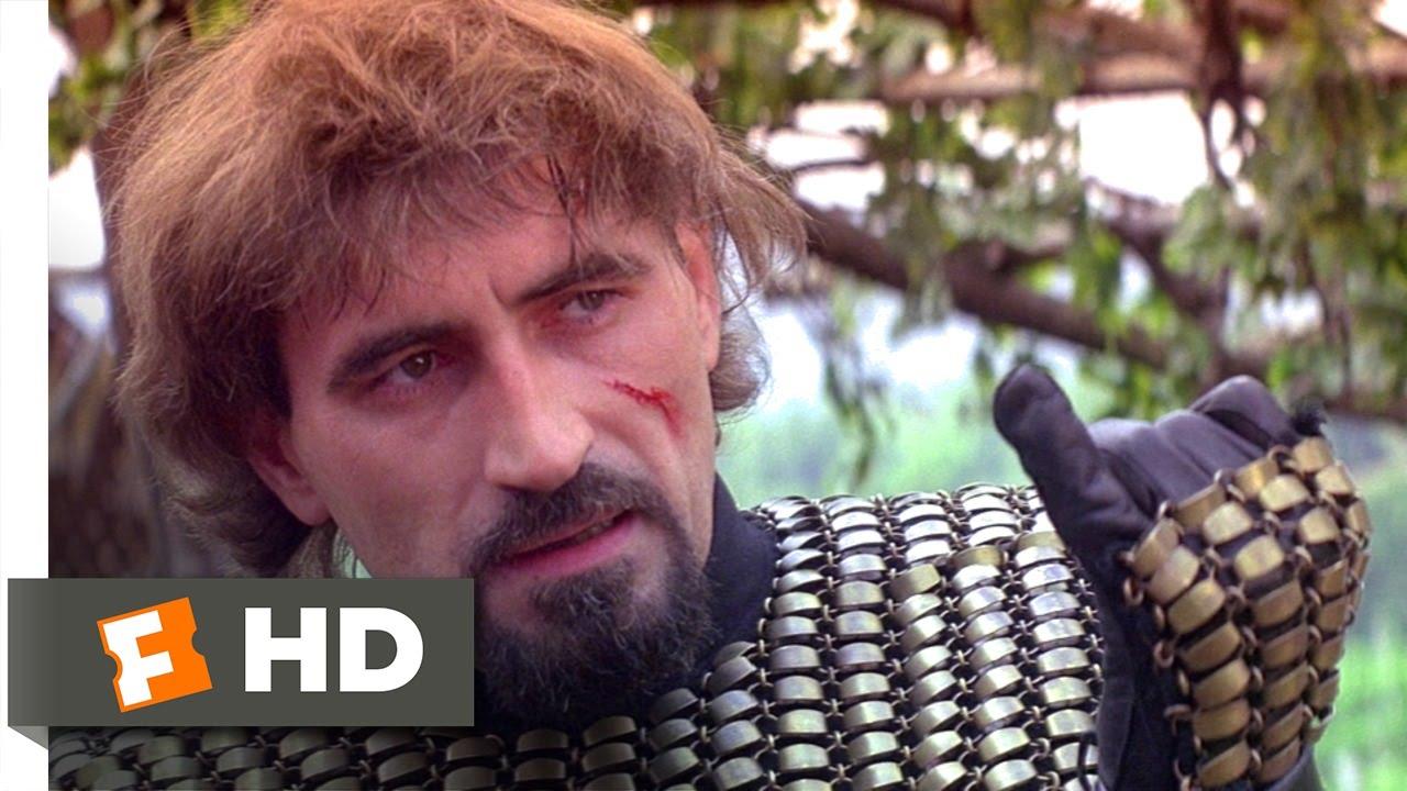 Ladyhawke (1/10) Movie CLIP - Encounter at the Inn (1985) HD - YouTube