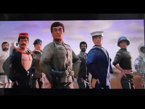 Money Supermarket Advert Action Man UK TV