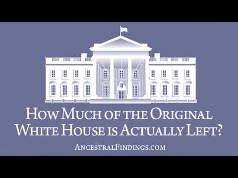 AF-093: How Much of the Original White House is Actually Left?