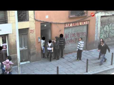 Prostitució al Raval