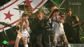 Jam Project X Stylips  Gong