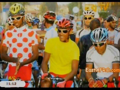 Eritrea: National team wins Tour de Algeria 2014 | Eri-TV Sport