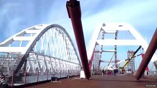 Крымский мост пятница16 02 18