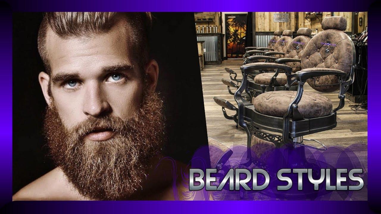 💈 10 BEARD STYLES for men 2020 ✂️ Facial Hair Styles 🪒 How to Trim a Beard