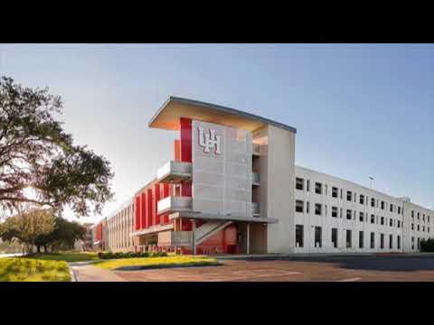 University of Houston Stadium Parking Garage