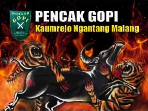 Bantengan - Pencak GOPI - 1 November 2014
