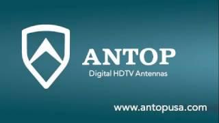 Installing Your Indoor ANTOP Antenna