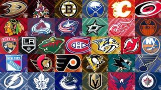 All 31 NHL Goal Horns (2021)