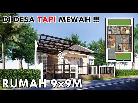 rumah-9-x-9-m-dengan-3-kamar-tidur-ada-musholla-cantik