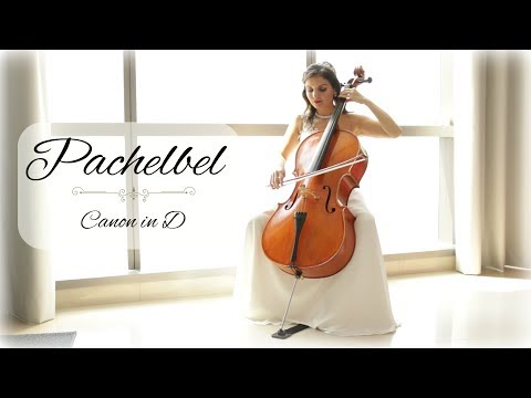 Canon in D | Cello by Vesislava | Johann Pachelbel