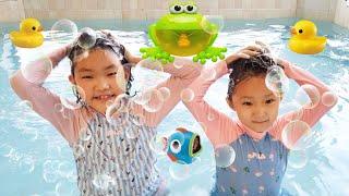 Bath Song | Nursery rhymes & Kids song By LoveStar